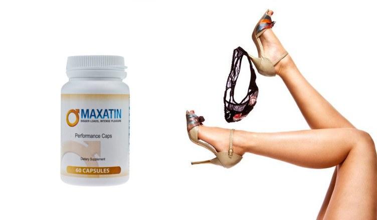 Maxatin složení, recenze, prodejna, výrobce