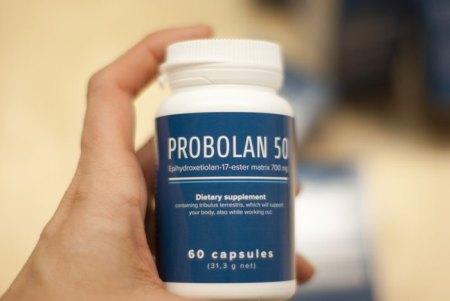 doplněk Probolan 50 složení, recenze, lékárna, cena