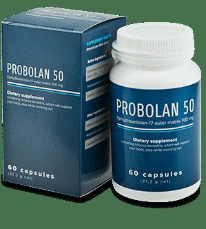 pilulky Probolan 50 recenze, přísady, výrobce, kde koupit