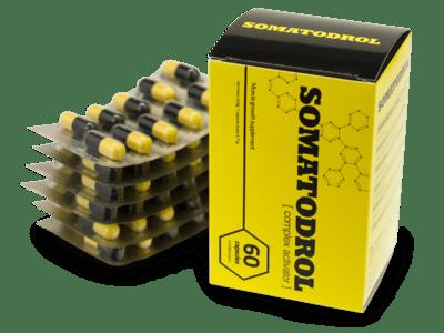 doplněk Somatodrol jak funguje, recenze, výrobce, lékárna