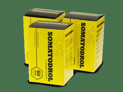 pilulky Somatodrol recenze, přísady, kde koupit, cena