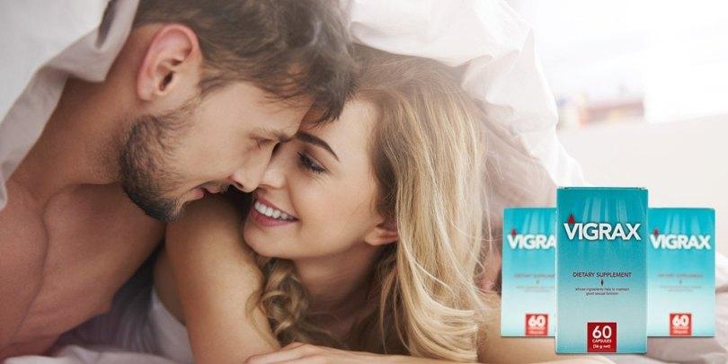 Vigrax účinky, recenze, jak funguje, lékárna, cena