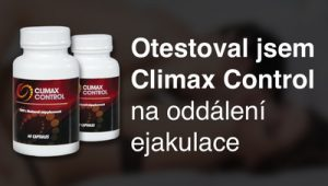 climax control predcasna ejakulace tablety